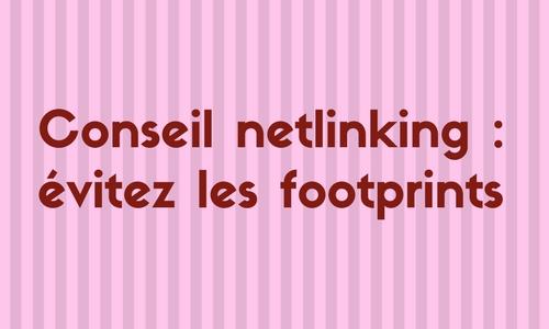les footprints